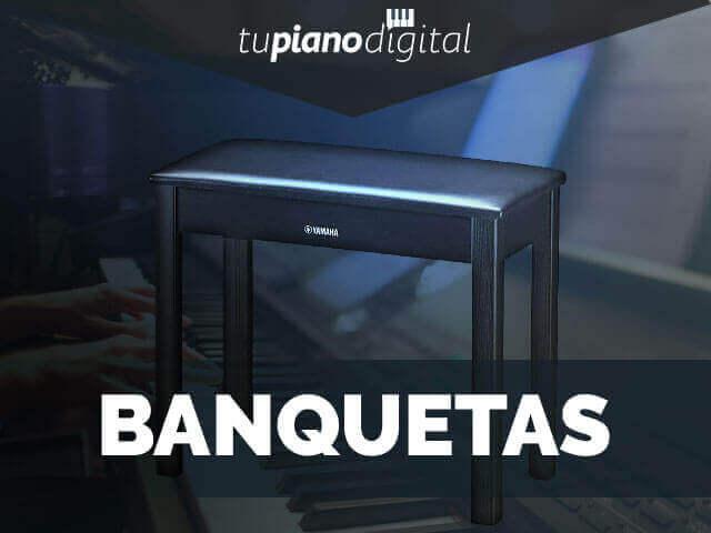 Mejores banquetas para piano