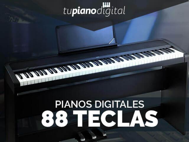 Mejores pianos digitales de 88 teclas