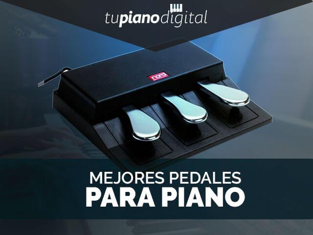 Mejores Pedales Para Piano