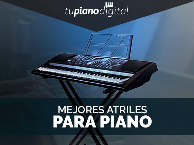 Mejores Atriles Para Piano