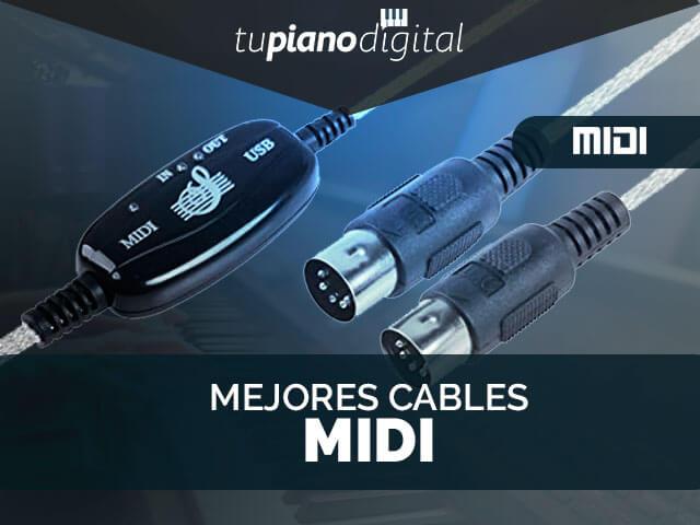 Mejores Cables Midi